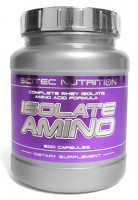 Аминокислоты Scitec Nutrition Isolate Amino 500 капс.