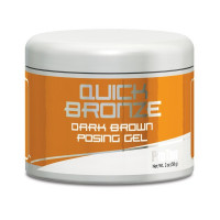 Грим для бодибилдинга Pro Tan Quick Bronze Dark Brown Posing Gel 58 г.