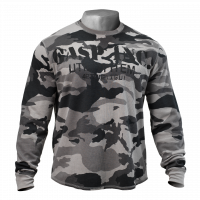 Свитер GASP Thermal Gym Sweater, Tactical Camo