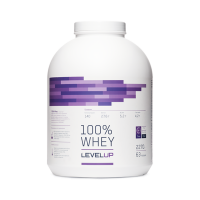 Протеин Level Up 100% WHEY 2270 г.