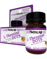 Аминокислоты Twinlab  L-Theanine dots 60 таб.